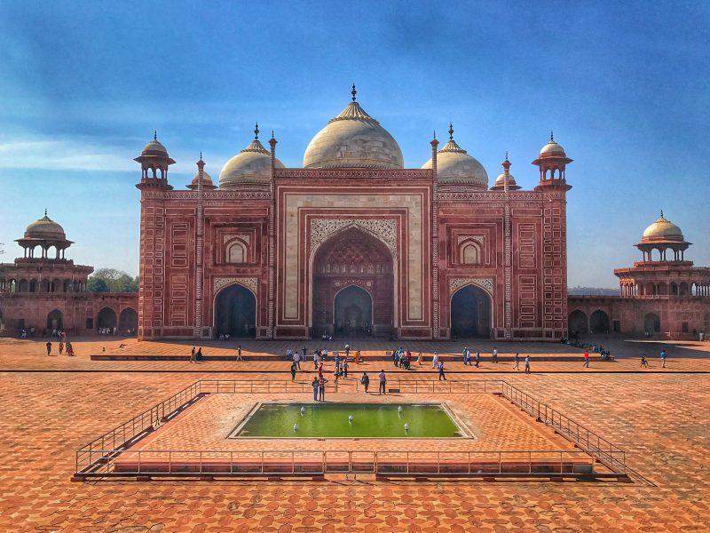 The Mosque - Kau Ban
