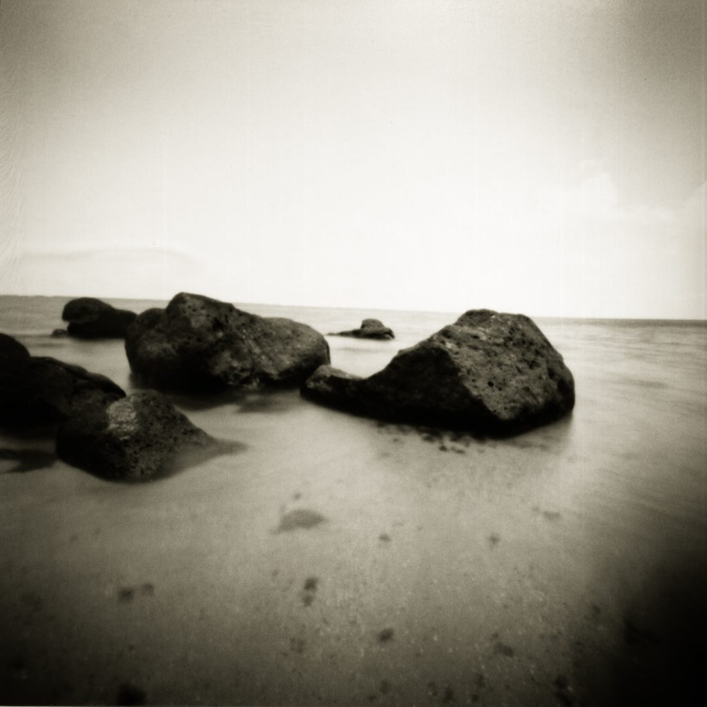 Poipu Beach (Pinhole Camera