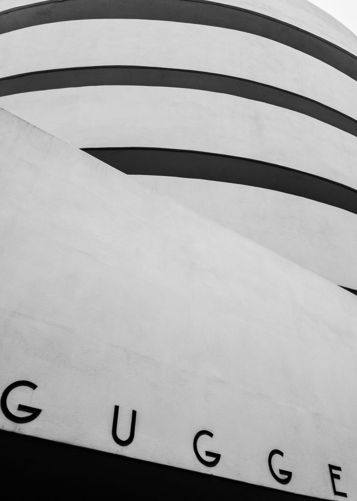 Guggenheim Museum - New York City, New York